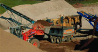 stone crushing devon